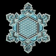 kristallines Wasser