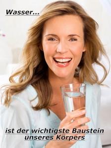 Bestes Trinkwasser, in Quellwasser-Qualität und nie wieder Mineralwässer-Kisten schleppen