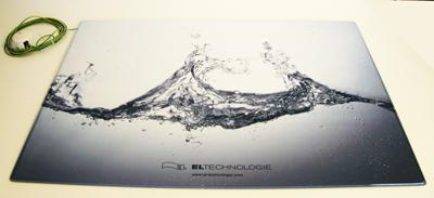 Platte 01 Elektrosmog   Schutz vor Strahlung