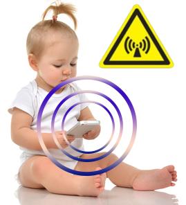 Elektrosmog Kinder in Gefahr